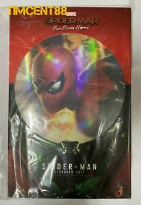 Ready Hot Toys MMS542 SPIDER-MAN: FAR FROM HOME 1/6 SPIDER-MAN (UPGRADED SUIT)