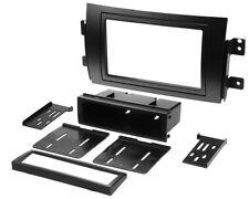 Aftermarket Radio Stereo Install Dash Mount Kit for Select 2007-2013 Suzuki Sx4