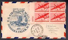 1¢ WONDER'S ~ US 1941 NIAGARA FALLS NEW YORK AIRPORT DEDICATION ~ P327