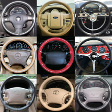 Chevrolet Impala All Models Wheelskins Leather Steering Wheel Cover Custom Fit