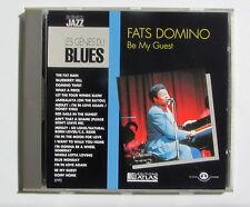 FATS DOMINO . BE MY GUEST . LES GÉNIES DU BLUES . CD