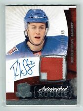 10-11 UD The Cup  Derek Stepan  /249  Auto  Patch  Rookie