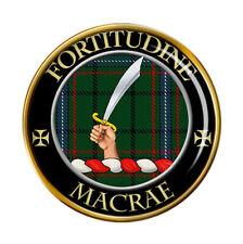 Macrae Scottish Clan Pin Badge