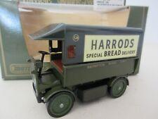 Matchbox Toys - Models of Yesteryear 1919 Walker Electric 'Harrods Bread' Van