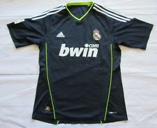 Real Madrid Away Jersey Shirt Adidas 2010-2011 Galacticos/Trikot adulte taille L