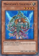 Spellcaster Budget Deck - Magician's Valkria - NM - 40 Cards - Yugioh - NM