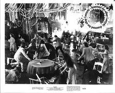 Stephen King's CARRIE still PROM fire chaos (1976) Brian De Palma Cult HORROR