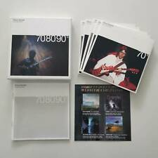 Steve Hackett Live Archive 70,80,90's 5CD BOX LIMITED EDITION 2001