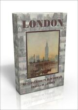 London - more than 630 full-colour public domain pictures on DVD