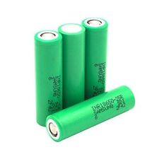 Samsung INR18650-25R 2500 mAh 3.6 V Rechargeable Battery (Pack of 4) FREE DEL UK