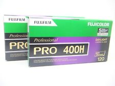 10x FUJI FILM PRO 400H 120 ROLL CHEAP COLOUR PRINT FILM by 1st CLASS ROYAL MAIL