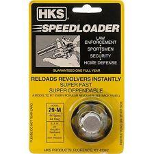 HKS Speedloader  29-M   44spec 44mag