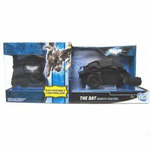 THE BAT Remote Control RC Vehicle - Batman The Dark Knight Rises Armored Black