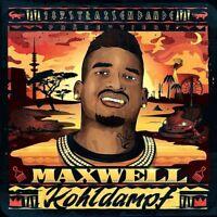 MAXWELL - KOHLDAMPF   CD NEW+