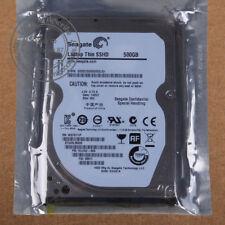 """Seagate 500 GB 2.5"""" 5400RPM SATA 64MB(SSD 8MB) Hard Disk Drive Laptop ST500LM000"""