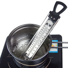 New Stainless Steel Kitchen Craft Cooking Thermometer For Jam Sugar Candy