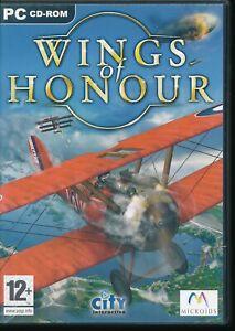 EBOND Wings of Honour - PC CD-ROM GC001005