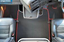 SCANIA R  2013-17 STREAMLINE  VELOUR , CARPET FLOOR MATS SET   TWIN AIR SEATS