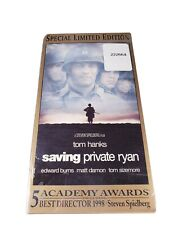 New listing Saving Private Ryan (Vhs, 2-Tape Set, Special Limited Edition) New Sealed