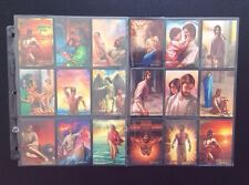 IMAGES OF JESUS Trading Card Set 1993 Jamison Publishing 19 Cards with Scripture