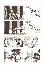 Establishment #8 p.12 - Gorillas - 'Walking Dead' Artist '02 by Charlie Adlard Comic Art