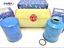 02-05 Navara D22 Pick Up 2.5TD Oil,Fuel /& Air Filter Service Kit
