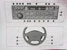 Vauxhall Audio CCR 600 Philips  manual Radio Operation Instructions Book