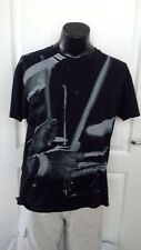 Drummer Music Player Photo Cymbals Sticks T-Shirt XL Rare Vintage 90's Retro