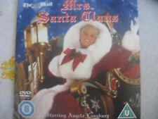 NEW MRS SANTA CLAUS DVD ANGELA LANSBURY MAIL ON SUNDAY MRS SANTA CLAUS DVD NEW
