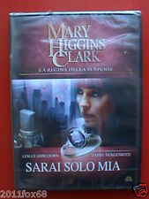 mary higgins clark clark's sarai solo mia you belong to me dvd sigillato ##dvd's