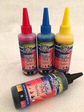 4x100ml DTG Textile ink All Direct To Garment Printers Best Quality