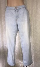 WITCHERY SIZE 16 DISTRESSED JEANS