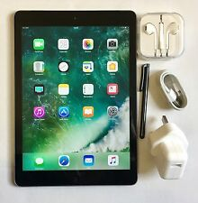 #NEW LIKE# Apple iPad Air 16GB, Wi-Fi + 3G/4G (Unlock) 9.7in -Space Grey +EXTRAS