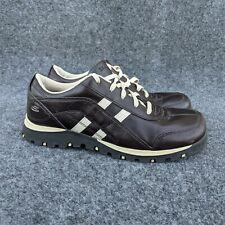 Skechers Grand Jams Women's Leather Walking Shoe 45055 Size 8.5 Brown Toffee