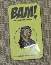 Bam Box exclusive The Shining Jack Nicholson Limited Edition Pin *No Reserve*