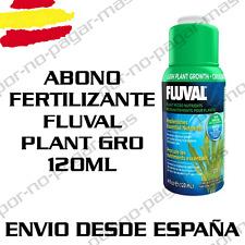 ABONO FERTILIZANTE PARA PLANTAS DE ACUARIO FLUVAL PLANT GRO 120ML GAMBARIO