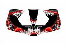 Esab Sentinel A50 Welding Helmet Wrap Decal Sticker 0700000800 Venom Teeth