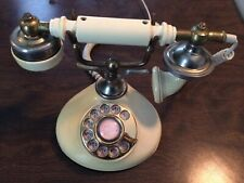 Vintage Princess Rotary Telephone Dial Regal French Desk  Hotel Phone
