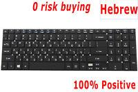 For Acer Aspire 5755G V3-531G V3-551G V3-571 V3-572 Keyboard Hebrew US HE Israel