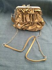 SANRIO SMILES •Hello Kitty KT PURSE •2003 Limited Edition•Gold•NEW•Germany•RARE!