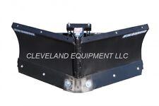 New 48 Blue Diamond Mini V Blade Snow Plow Attachment Mini Skid Steer Loader 4