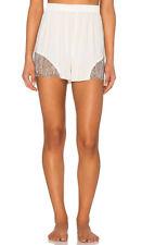 Keepsake Womens Melanie KX1602110P Shorts Relaxed White Size S
