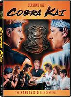 PRE-ORDER Cobra Kai: Seasons 1 & 2 [New DVD] 2 Pack