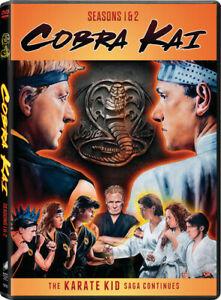 Cobra Kai: Seasons 1 & 2 [New DVD] 2 Pack