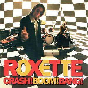 (CD) Roxette – Crash! Boom! Bang! - Sleeping In My Car, Run To You, Fireworks