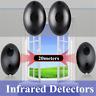 Beam Barrier Detector Infrared Sensor Burglar Alarm System Door Window Alarm