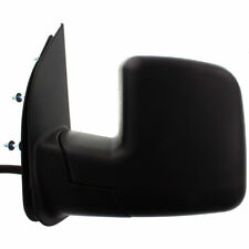 for 2009 2010 Ford Econoline Van Left Driver Mirror Power Sail Type Single Glass