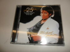 CD Michael Jackson-Thriller 25
