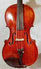 Amerikanische Geige William Wilkanowski 1942 - American violin by W. Wilkanowski