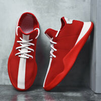 Breathable Men Shoes Sneakers Running Light Casual Mesh Athletic Sports Fashion